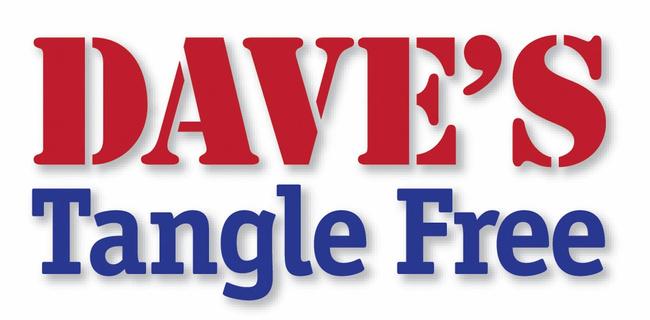 Dave's Tangle Free Logo